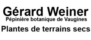 Gérard Weiner - Plantes de terrains secs